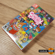 switch Crystal Crisis Nintendo Switch game USA import nieuw in seal