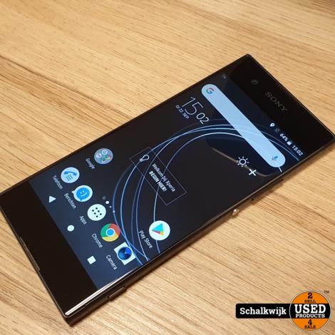 Sony Xperia XA1 32gb Black in nette staat in doos