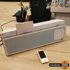 LG ND5520 Bluetooth speaker met afstandsbediening