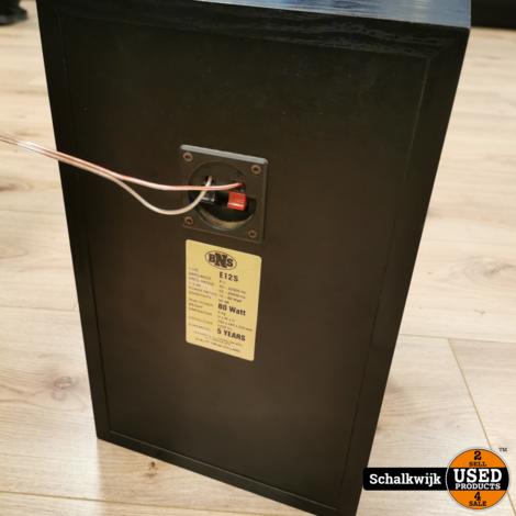 BNS speakerset  E12s 80W piek