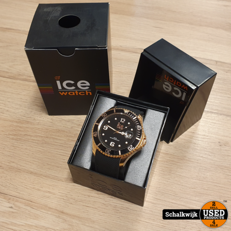 Ice-Watch IW017327 herenhorloge in zeer nette staat in doos