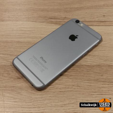 Apple iPhone 6 16Gb Space Grey Accu 98%