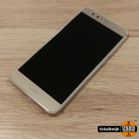 Huawei P10 Lite 32Gb Gold in nette staat