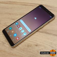 samsung Samsung Galaxy A8 32Gb goud in nette staat in doos