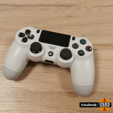 Sony Playstation 4 controller kleur wit