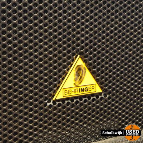 Behringer Eurolive B1220 12 inch luidsprekerset 300W in nette staat