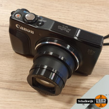 canon Canon PowerShot SX700 HS camera in nette staat met Wifi