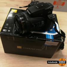 Nikon Nikon Coolpix P900 in doos met statief en lader