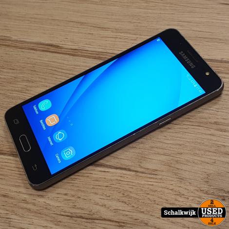 #6 Samsung Galaxy J5 2016 16Gb Black in prima staat