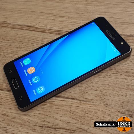 #4 Samsung Galaxy J5 2016 Duosim 16Gb Black in nette staat