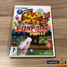FunFair party Wii game