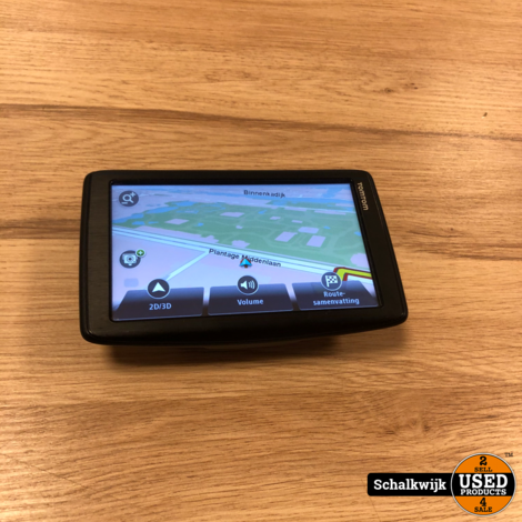 Tomtom start 60 navigatiesysteem met lifetime updates