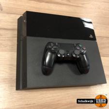 Playstation 4 Console 500gb met controller in doos