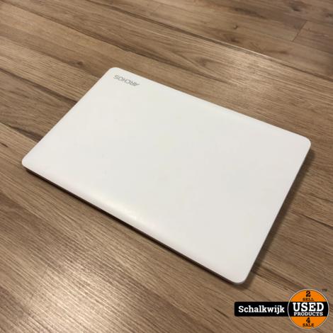 Archos 140 Cesium Laptop White | 1.33Ghz - 2Gb - 32Gb Flash -W10