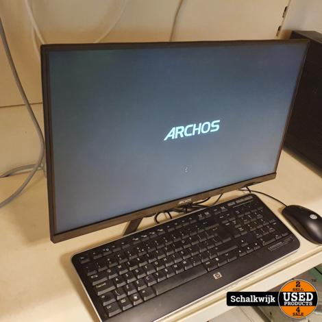 Archos Vision 215 All in One desktop/monitor in zeer nette staat