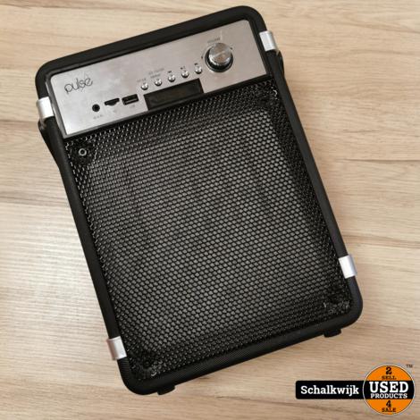 Pulse ee1304 bluetooth speaker met verlichting