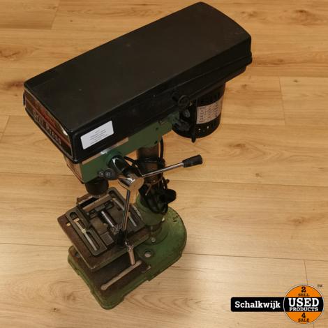 Drillpress 5 speed kolomboormachine met boorklem