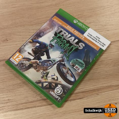 Trials rising Xbox One