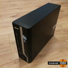 acer Acer Veriton X480 Desktop | 3.20Ghz - 4gb - 320gb - Windows 10 - garantie