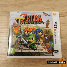 Zelda Zelda Triforce Nintendo 3DS game