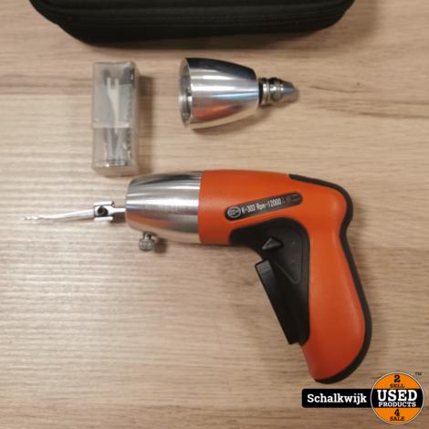 KLOM Draadloze elektrische lockpickpistool