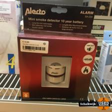 Alecto Mini rookmelder SA-200 nieuw in doos