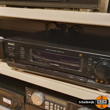 Philips receiver FR 732 met afstandbediening