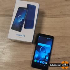 Alcatel Alcatel 1C 8gb (2019) duo sim in doos met lader
