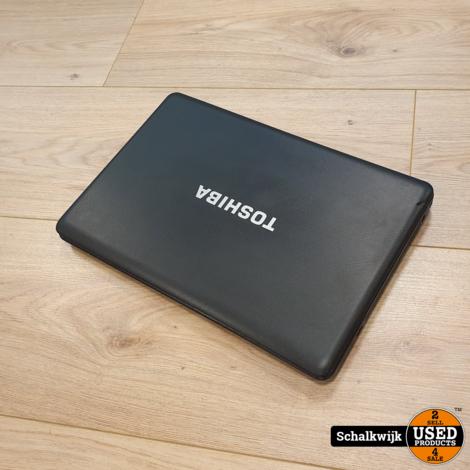Toshiba Satelite i3 laptop | 2.1Ghz - 8Gb - 500Gb - W10
