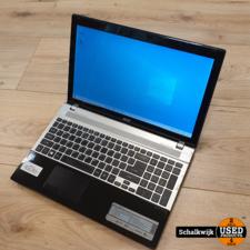 acer Acer V3-571 i5 laptop | 2.5Ghz - 4Gb - 500Gb - W10