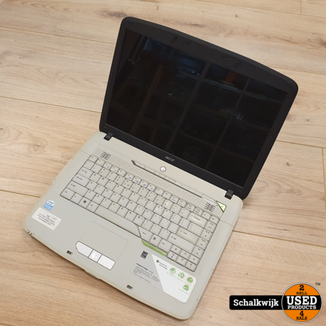 Acer Aspire 5715z Windows 10 laptop | 1.86Ghz - 4Gb - 320Gb - W10
