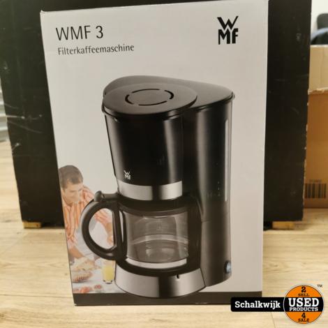 WMF 3 koffiezetapparaat nieuw in doos