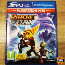 Ratchet en Clank Playstation 4 game