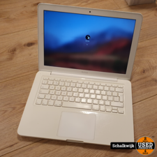 Macbook Apple Macbook 13 inch 2010 | 2.4Ghz - 2Gb - 250Gb - High Sierra