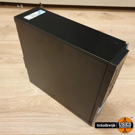 Dell 3020 i3 4e gen desktop | 3.50Ghz - 4Gb - 500Gb - W10 - 3 mnd garantie