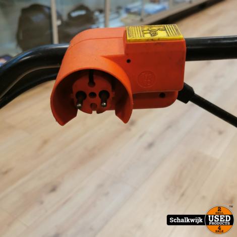 Wolf Gerate Grasmaaier 4.36E met opvangbak elektrisch