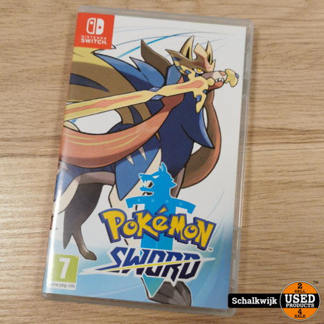 Pokemon Sword switch game
