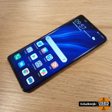 huawei Huawei P30 Pro 128GB Black als nieuw met lader - met 3 maanden garantie!