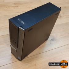 Dell Dell Optiplex 3020 i5 4e gen desktop | 3.3Ghz - 8Gb - 240Gb SSD - W10 - Wifi - 3mnd garantie