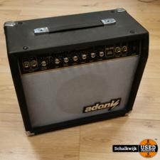 Adonis GA-30R gitaarversterker met overdrive en Reverb