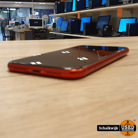 Apple iPhone 11 64gb Red edition in prima staat