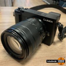 Panasonic Lumix Camera  DC-GX9 met 14-140 mm lens
