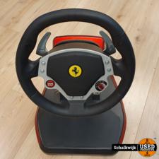 Thrustmaster Thrustmaster Ferrari Wireles GT Cockpit v3 voor Playstation 3 en PC