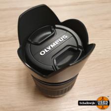 olympus Olympus Digital lens 1: 4-5.6  40-150mm met zonnekap en lensdop in nette staat