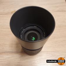 olympus Olympus digital 1:3.5-5.6 14-42 mm lens met zonnekap in nette staat