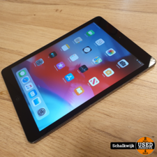 iPad Apple iPad Air 16Gb Wifi & 4G Space Grey in nette staat