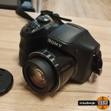 sony Sony Cybershot DSC-H200 20.1 Megapixel camera in nette staat