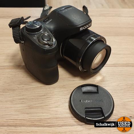 Sony Cybershot DSC-H200 20.1 Megapixel camera in nette staat
