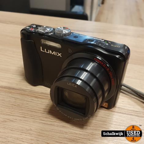 Panasonic DMC-TZ30 Full HD GPS camera in nette staat