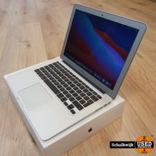 Macbook Macbook Air 13 inch 2015 | i5 -1.6Ghz - 8GB - 128GB SSD zeer net in doos